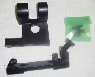 Mosin Nagant 1891/30 PU/PE mount scope assembly