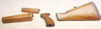 VZ-58 Wood Furniture Set