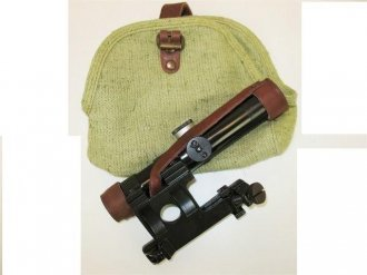 Mosin PU scope cover and lens cap