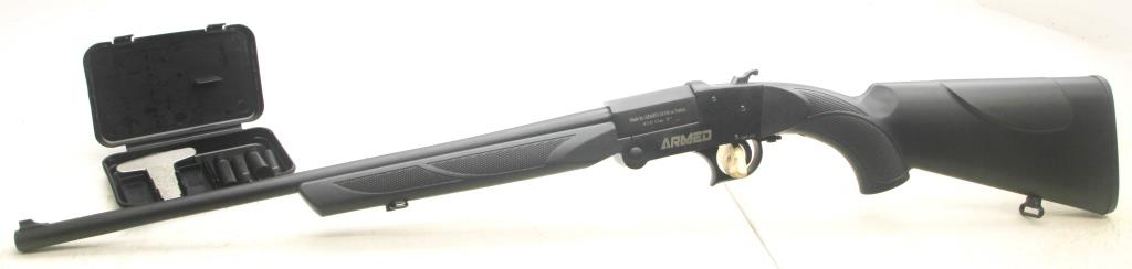 "Backpacker ARMED SASH ""SHORTY"" 19"" BARREL 410 GA,"