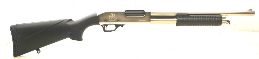 "ARMED ""Gladiator"" Satin 12, 18, PUMP ACTION"