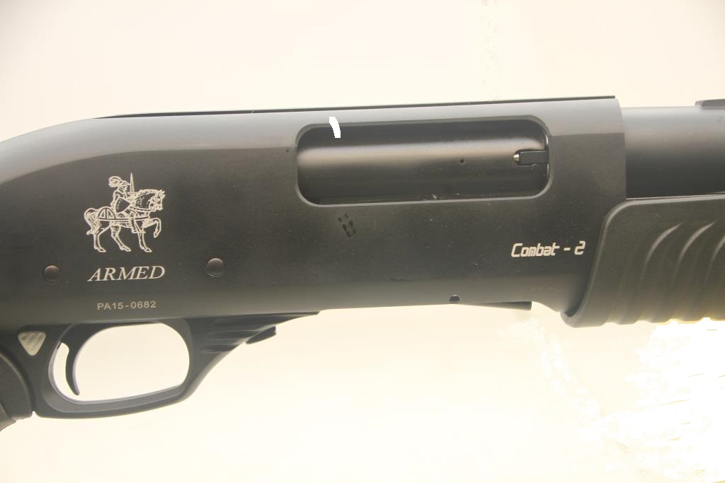 Combat-2 Pump Action Shotgun-Free Shipping