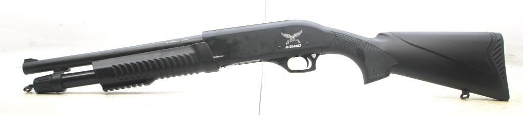 ARMED PUMP ACTION PAS 12 GA, BARREL 13 INCH