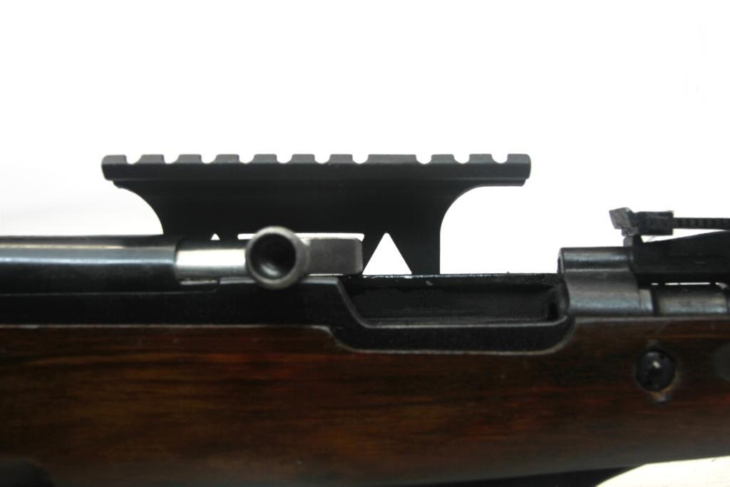SKS SCOPE MOUNT WITH WEAVER BASE