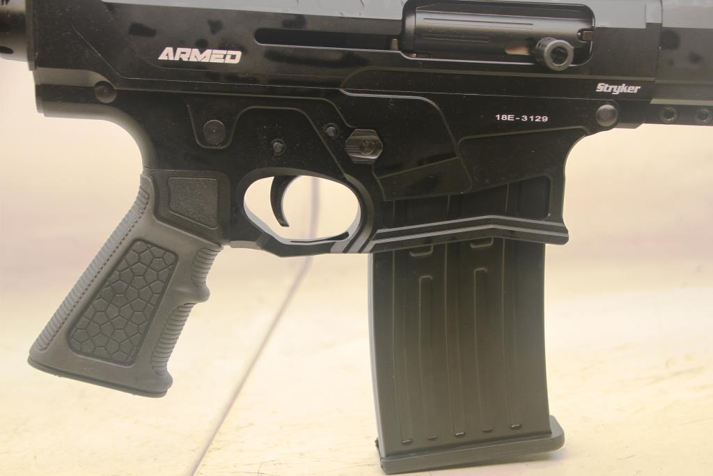 Armed Stryker mag fed shotgun, Semi Auto, Non restricted!