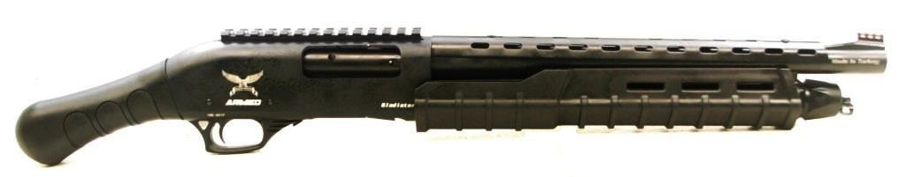 Tactical G1 Pump Action, 12 GA,15 inch barrel Non restricted