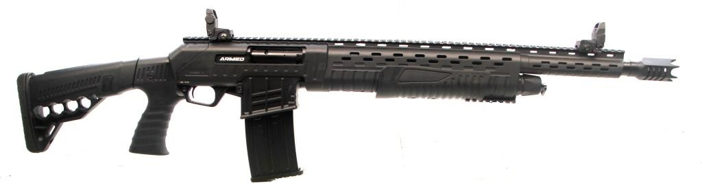 ARMED COMBAT S MAG FED PUMP ACTION