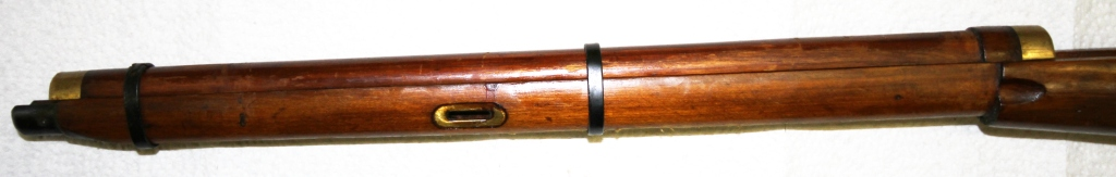 Mosin Nagant wood stock with handguard