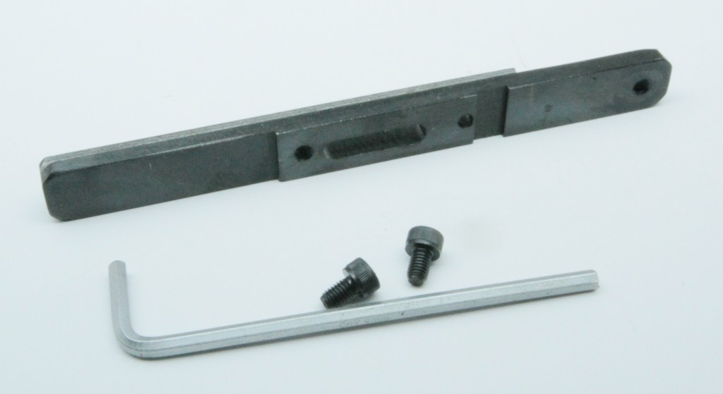 SIDE PLATE FOR MOUNT FOR CZ 858