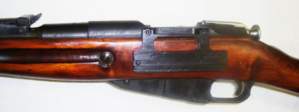 SIDE PLATE FOR MOUNT SCOPE POSP FOR SKS, SVT-40, MOSIN